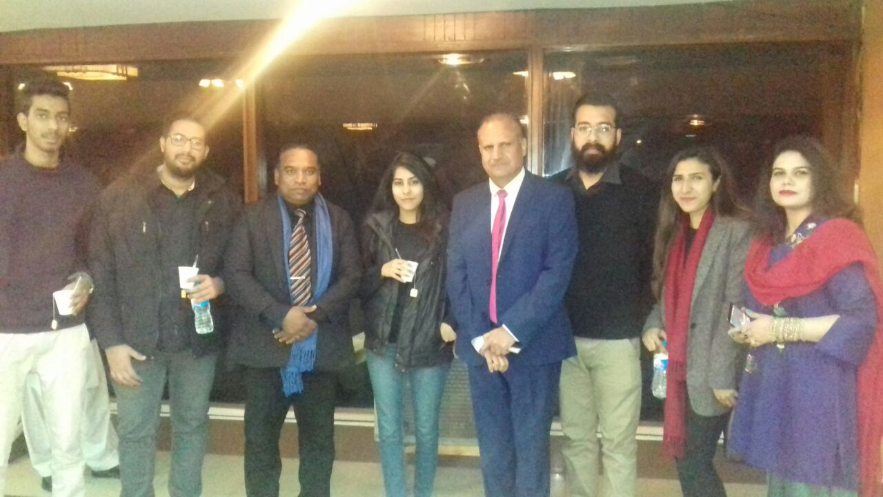 """World Radio Day observed in Pakistan with theme """"Radio and Sports"""" Radio Pakistan is playing vital role for promotion of sports, Javed Khan Jadoon"""