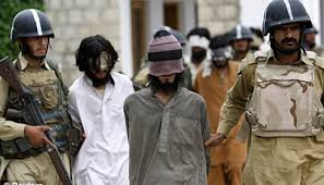 Chief of Army Staff (COAS) General Qamar Javed Bajwa has confirmed death sentences for seven hardcore terrorists who were tried by military courts, the Inter-Services Public Relations (ISPR)