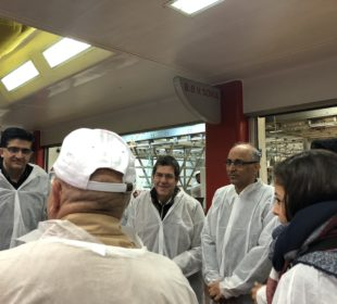 World's largest fresh products market of France is keen to setup its state of art facility in Pakistan