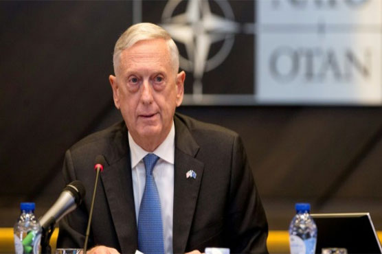 Tariffs not denting military relations with US allies: Mattisc