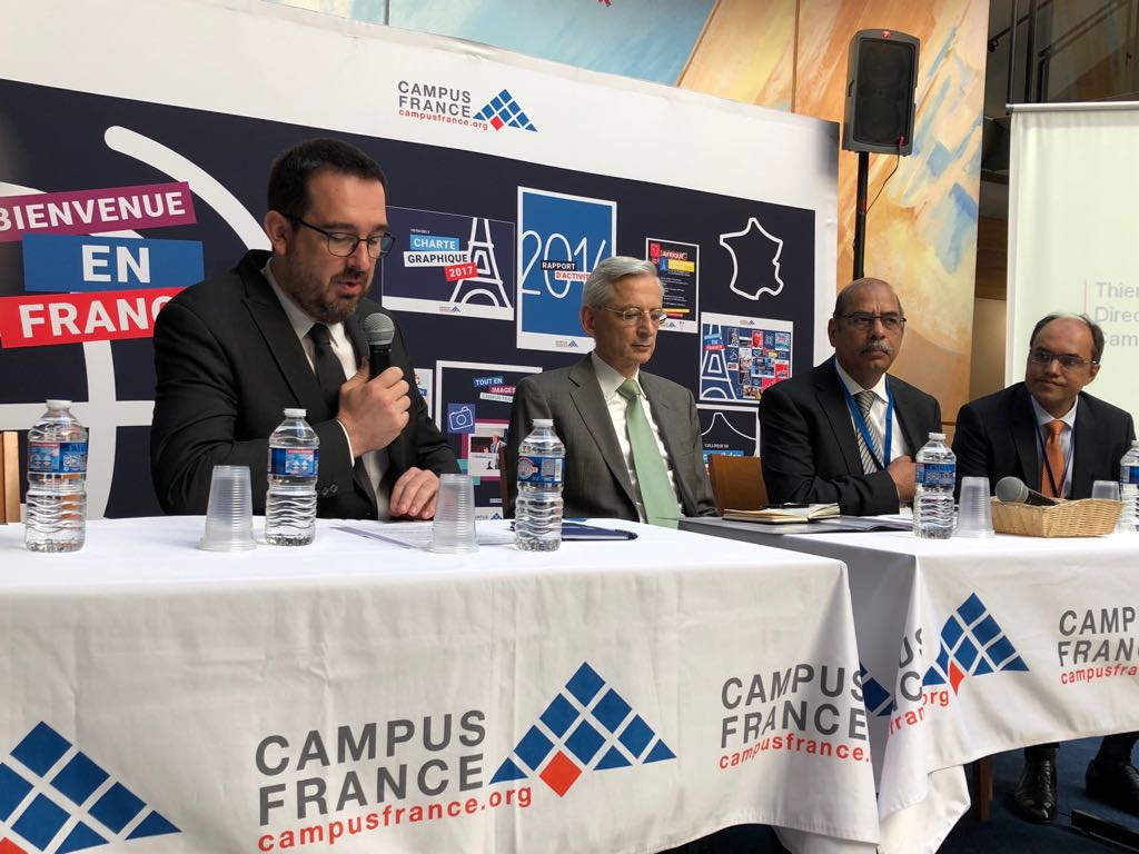 PR Pakistan and France deepen cooperation in the Higher Education sector