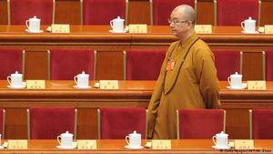 Leading Chinese Buddhist monk accused of sexual misconduct