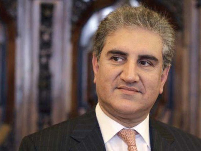 FM Qureshi terms Indian attitude disappointing, against diplomatic norms