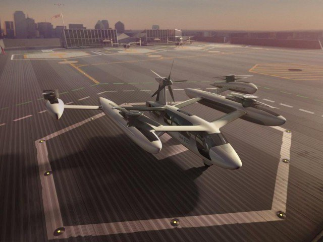 Uber eyes Pakistan as potential market for flying cars