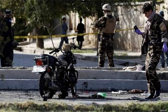 Student killed in twin bomb attack near Afghan girls' school: officials