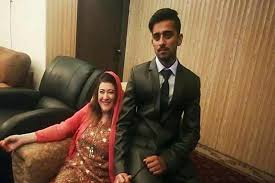 American woman's marriage with Sialkoti boy becomes talk of town