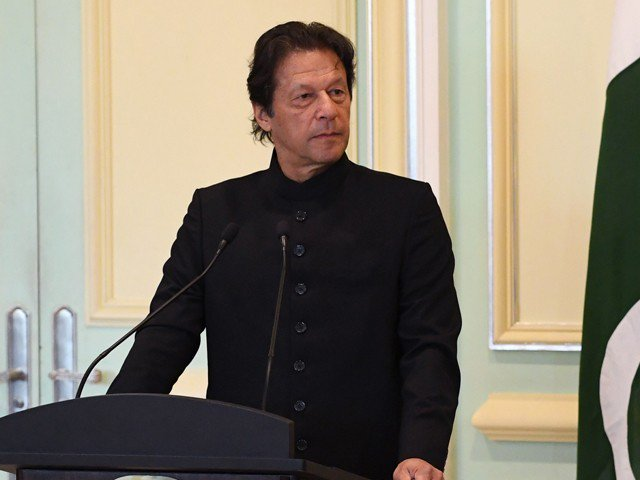 Opposition in a hurry to see fall of my govt: PM Imran