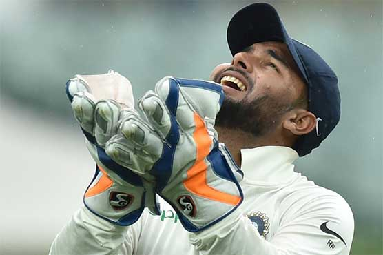 Pant 'happy' to help India win with world record 11 catches